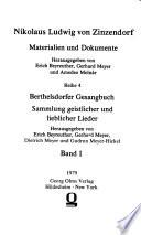 Berthelsdorfer Gesangbuch