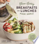 Clean Eating Breakfasts and Lunches Made Simple Book