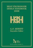 Heat Exchanger Design Handbook 2008