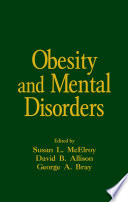 Obesity And Mental Disorders Book PDF