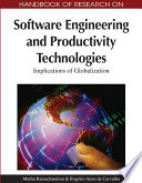Handbook Of Research On Software Engineering And Productivity Technologies Implications Of Globalization Book PDF