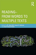 Reading - From Words to Multiple Texts Pdf/ePub eBook