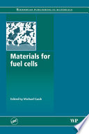 Materials for Fuel Cells Book