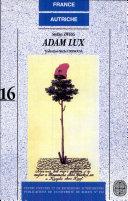 Adam Lux ebook