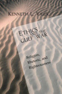 Ethics and the Gulf War