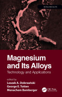 Magnesium and Its Alloys