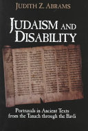 Judaism and Disability