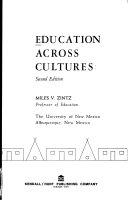 Education Across Cultures Book