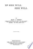 If She Will She Will