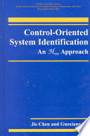 Control-oriented system identification