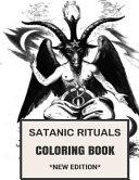 Satanic Rituals Coloring Book