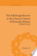 The Edinburgh Review In The Literary Culture Of Romantic Britain PDF