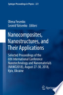 Nanocomposites  Nanostructures  and Their Applications