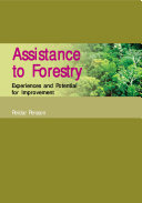 Assistance to Forestry  Experiences and Potential for Improvement