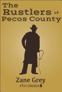 The Rustlers of Pecos County Pdf/ePub eBook