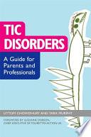 Tic Disorders Book