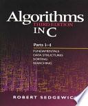 Algorithms in C, Parts 1-4