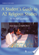 A Student S Guide To A2 Religious Studies For The Aqa Specification