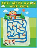 Best Maze Book for Kids