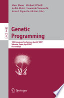 Genetic Programming Book