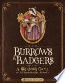 Burrows   Badgers