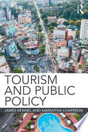 Tourism and Public Policy