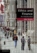 Ethics and Finance