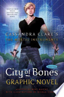 City of Bones Graphic Novel