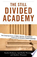 The Still Divided Academy Book PDF