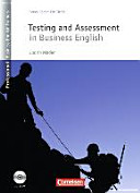 Testing and Assessment in Business English