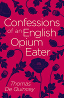 Confessions of an English Opium Eater [Pdf/ePub] eBook
