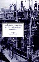 An Enquiry concerning Human Understanding [Pdf/ePub] eBook