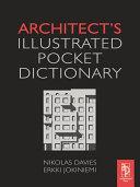 Architect's Illustrated Pocket Dictionary Pdf/ePub eBook