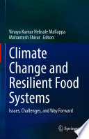 Climate Change and Resilient Food Systems Book