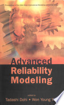 Advanced Reliability Modeling