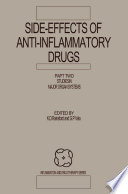 Side Effects Of Anti Inflammatory Drugs Book PDF