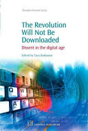 The Revolution Will Not be Downloaded Book