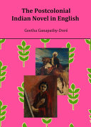 Pdf The Postcolonial Indian Novel in English Telecharger