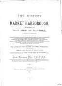 The History of Market Harborough