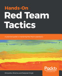 Hands On Red Team Tactics