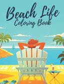Beach Life Coloring Book
