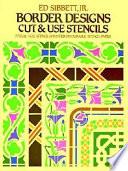 Border Designs Cut   Use Stencils