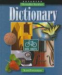 Thorndike Barnhart Advanced Dictionary