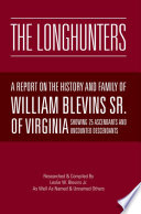 The Longhunters Book PDF