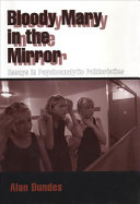 Pdf Bloody Mary in the Mirror