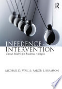 Inference and Intervention