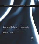 Law and Religion in Indonesia