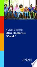 A Study Guide for Ellen Hopkins's