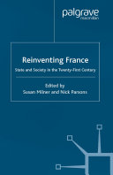 Pdf Reinventing France Telecharger