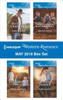 Harlequin Western Romance May 2018 Box Set